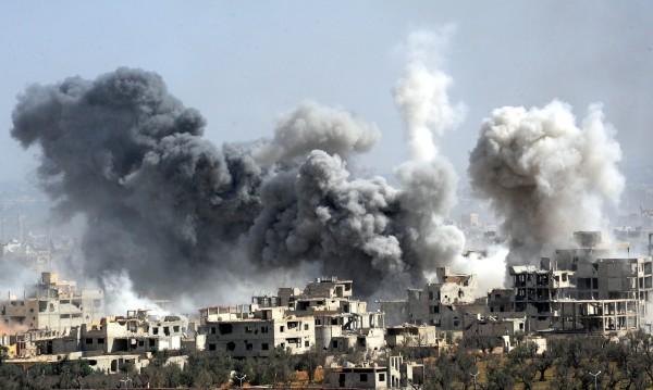 САЩ: Ударът по военно летище в Сирия е от Израел