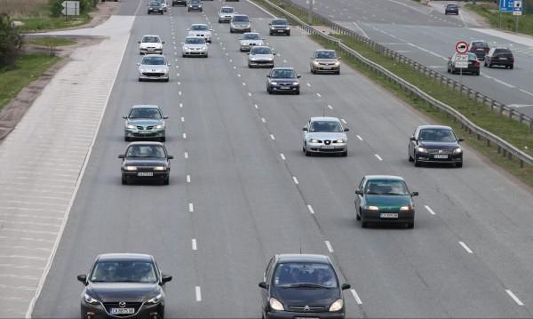 Над 100 000 коли ще влязат в София тази вечер