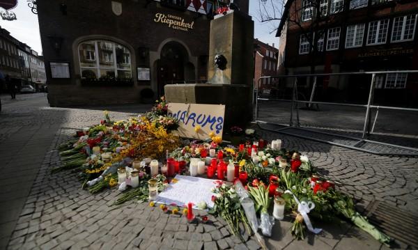 Причината за атаката в Мюнстер: Извършителят искал да се самоубие