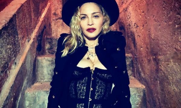 Кой ползва кремовете на Мадона? Синът й!