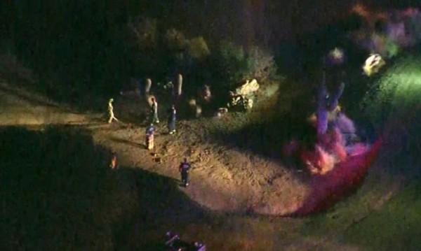 Малък самолет се разби на голф игрище в Аризона