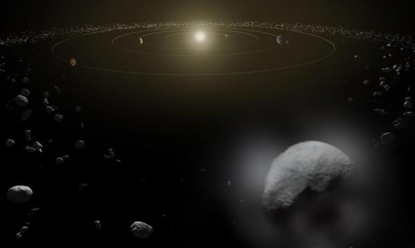 Земята е застрашена! 17 000 астероида ни дебнат