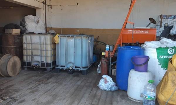 Митничари конфискуваха над 2 тона нелегално гориво