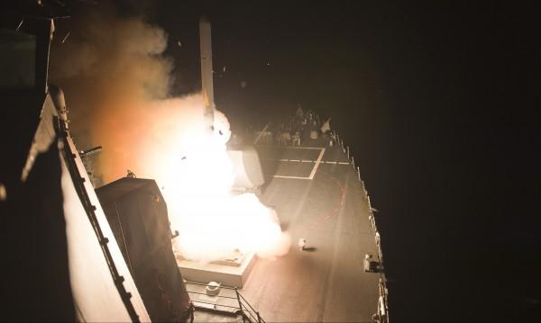 С какво САЩ могат да ударят Сирия? А какво ще използва Русия?
