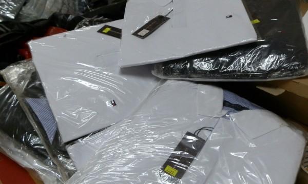 Дънки, тениски... Хванаха контрабанда за 60 хил. от Турция