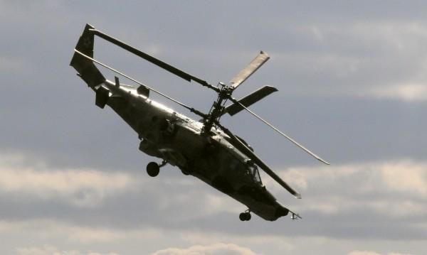 Руски хеликоптер падна в Балтийско море