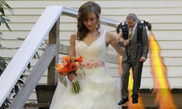 Сватбен абсурд: Чувството за хумор на руснаците