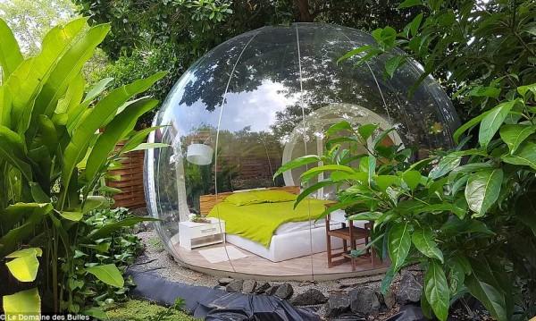 На Карибски остров: Да отседнеш в... балон