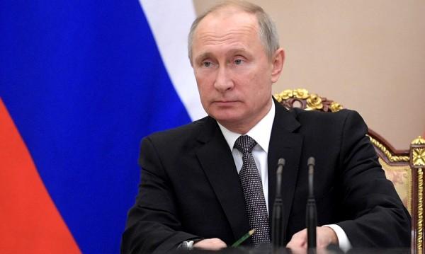 Путин заработил близо два пъти повече за 2017 г.