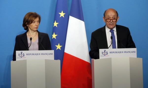Франция: Военната операция в Сирия е легитимна и съразмерна