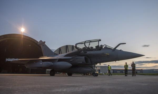 Сирия успяла да свали повечето от изстреляните ракети
