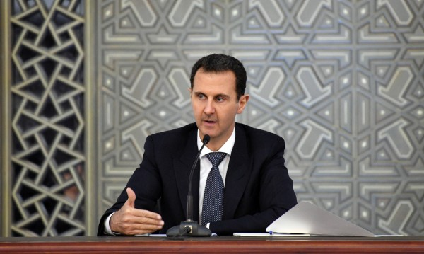 Башар Асад – още по-решен да се бори с тероризма