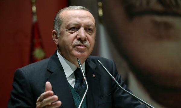 Да спре конфронтацията, иска Ердоган от Мей след удара