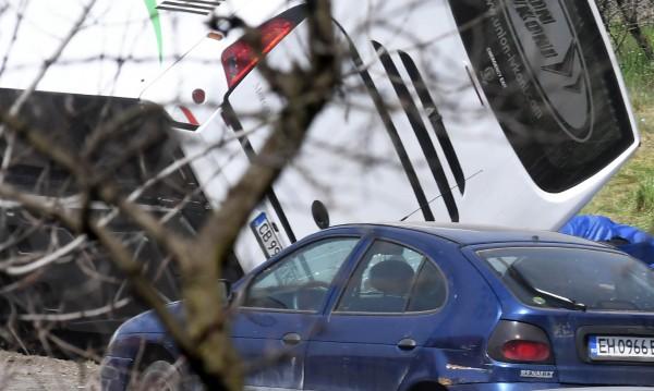 """За 6-те жертви на """"Тракия"""": Шофьорката на реното – в ареста с обвинение!"""