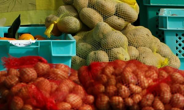 Следпразнично: Картофи поевтиняват, домати поскъпват