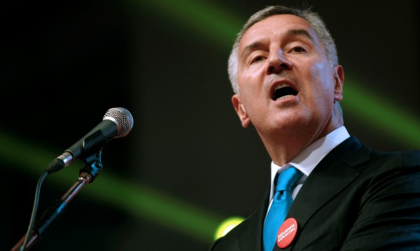 Черна гора: Мило Джуканович води на президентските избори