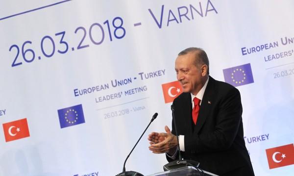 Ердоган до Борисов за срещата във Варна: Далновиден сте!