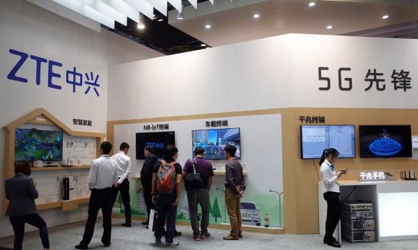 САЩ забрани на китайската ZTE да купува US технологии