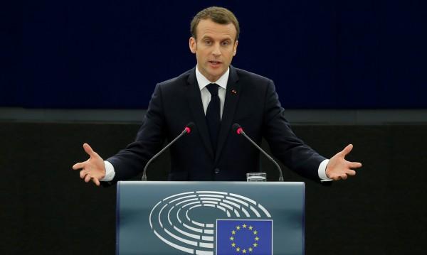 Макрон предлага нови европейски данъци
