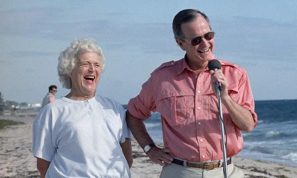 Почина бившата първа дама на САЩ Барбара Буш
