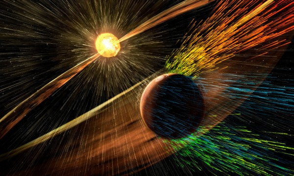 Марсианските луни са се формирали след силен сблъсък