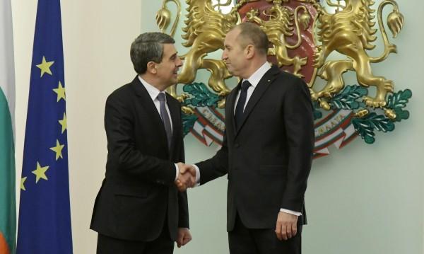 Плевнелиев за Радев: Генерал-популист, неразбрал, че е президент