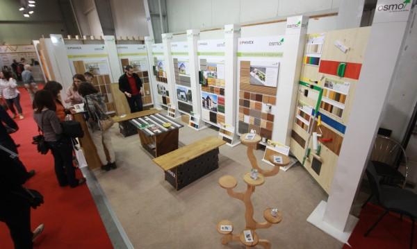 Започват най-мащабните изложения за мебели и всичко необходимо за тяхното производство