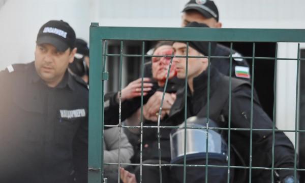 """Драконовски мерки за сигурност на мача """"Левски"""" - ЦСКА"""