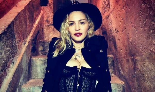 Мадона загуби! Писмо от Тупак, бельо и косми... на търг