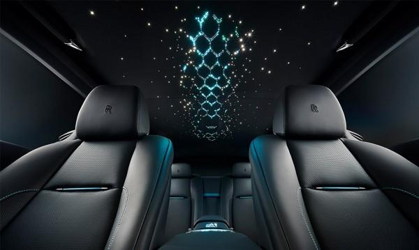 Rolls-Royce разкри тъмната страна на Wraith и Dawn