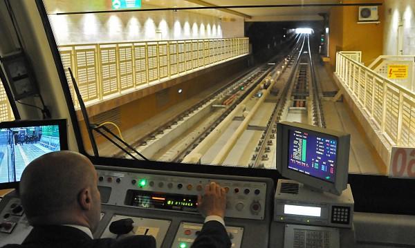 Софийското метро – два пъти по-бързо от колите!