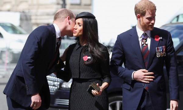 Ето кой ще е кум на принц Хари и Меган!