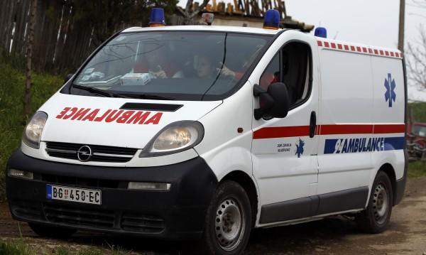 Микробус с българи катастрофира в Сърбия