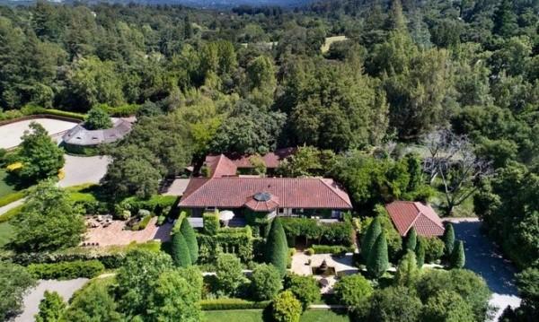Удивителното имение на Мишел Пфайфър в Сан Франциско
