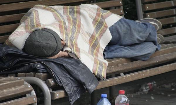Дядо Венко, от София, бездомник… Не го подминавай, не извръщай глава
