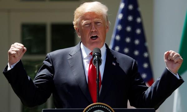 Тръмп сам написал медицинско, че е в прекрасно здраве