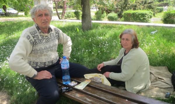 Пролет, пейка в парка... Илийчо и Гергана – любов със 7 стотинки в джоба