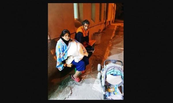 Добрата вест днес: Полицаи в помощ на семейство с малко бебе