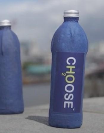 Спасение от пластмасовата смърт на океана – хартиена бутилка