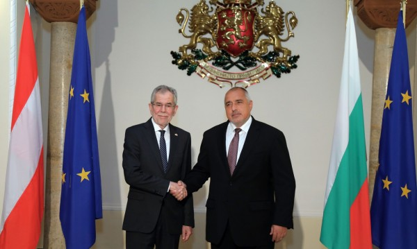 Борисов към ЕС: Диалог с Турция, че мигрантите...