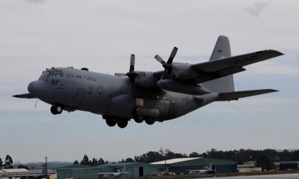 US военни пилоти наранени с китайски лазери в Джибути