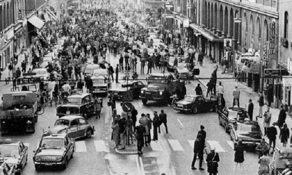 Поглед в миналото: Защо в някои страни шофират вляво?