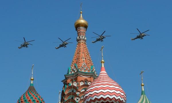 Москва отделя над €8 млн. за парада на Деня на победата