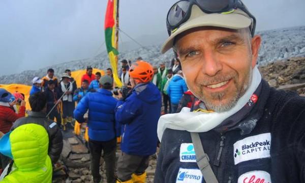 В неизвестност от дни: Изчезна алпинистът Боян Петров