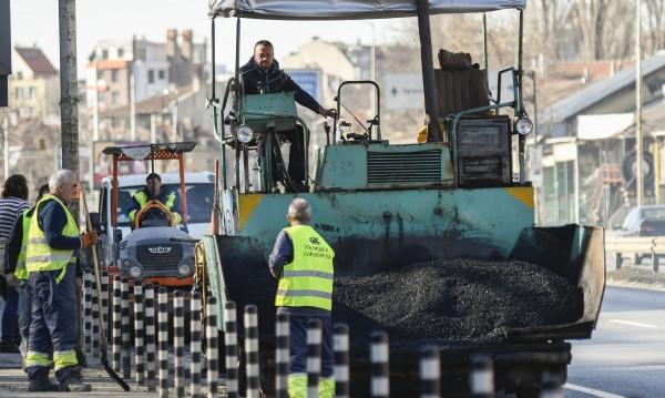 Софийските улици изкърпени! Кварталните кръпки = 38 млн. лева