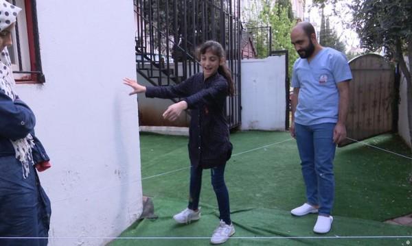 За ужаса в Сирия: Малката Мажида, останала без крак