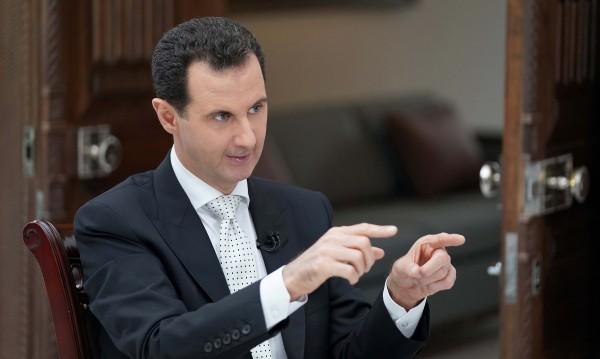 Асад категоричен: Химическа атака в Дума? Фарс!