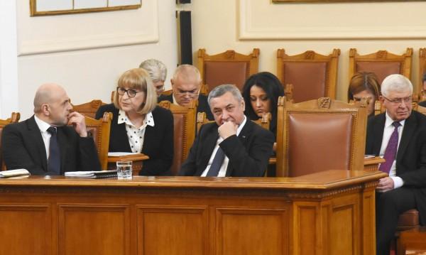 Валери Симеонов за власта: Противоречим си, но работим!