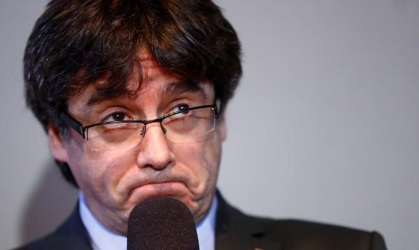 Оттегляне: Пучдемон вече не иска да е лидер на Каталуния