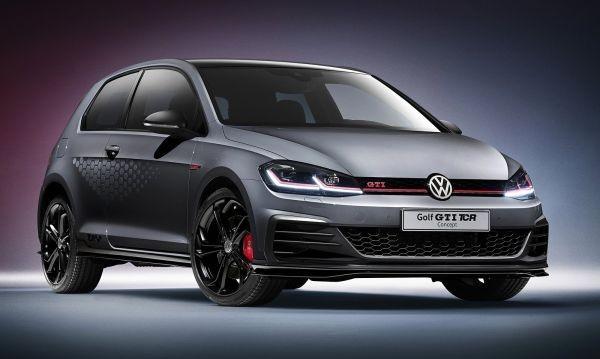 Volkswagen показа най-бързия сериен Golf GTI